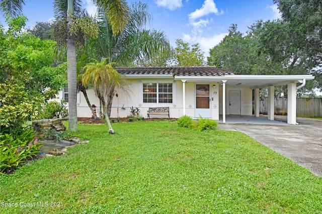 75 Bossieux Boulevard, West Melbourne, FL 32904 (MLS #914207) :: Blue Marlin Real Estate