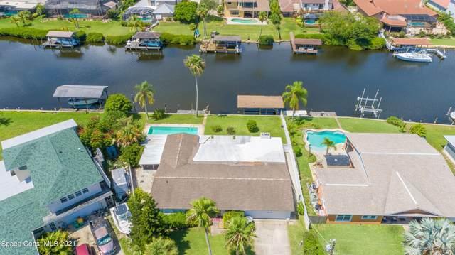 336 S Point Court, Satellite Beach, FL 32937 (MLS #914250) :: Blue Marlin Real Estate