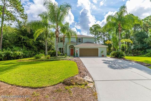 4306 Hield Road NW, Palm Bay, FL 32907 (MLS #914260) :: Blue Marlin Real Estate