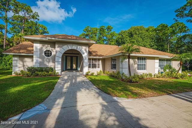 2800 Fellwood Lane, Melbourne, FL 32904 (MLS #914282) :: Blue Marlin Real Estate