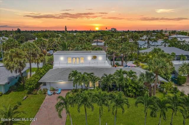 136 14th Avenue, Indialantic, FL 32903 (MLS #914292) :: Blue Marlin Real Estate