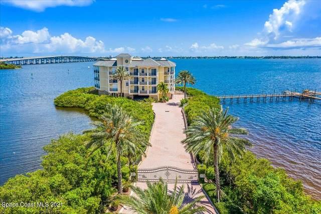 2300 Front Street #300, Melbourne, FL 32901 (MLS #914335) :: Blue Marlin Real Estate