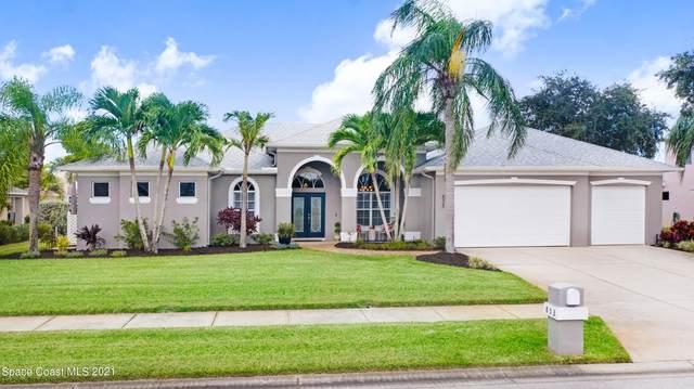 853 Woodbine Drive, Merritt Island, FL 32952 (MLS #914400) :: Blue Marlin Real Estate