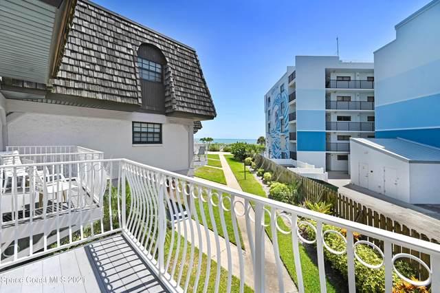 5350 Ocean Beach Boulevard #209, Cocoa Beach, FL 32931 (MLS #914444) :: Blue Marlin Real Estate