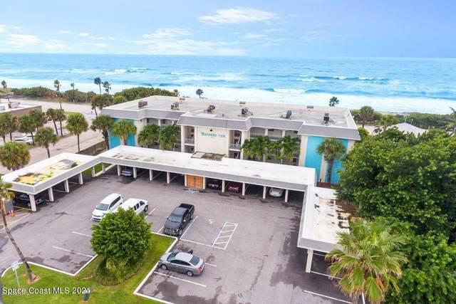 301 S Miramar Avenue #305, Indialantic, FL 32903 (MLS #914601) :: Premium Properties Real Estate Services