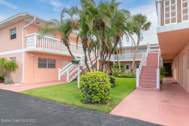 610 Jefferson Avenue #9, Cape Canaveral, FL 32920 (MLS #914899) :: Blue Marlin Real Estate