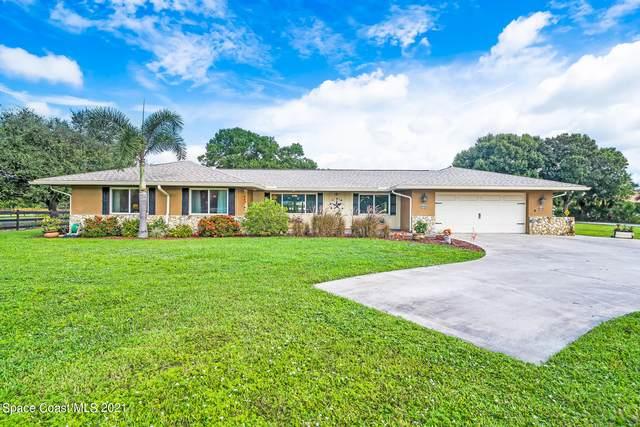 3900 Pinewood Road, Melbourne, FL 32934 (MLS #914902) :: Blue Marlin Real Estate
