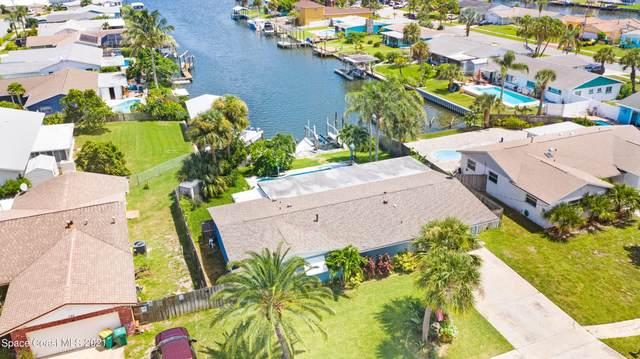 770 New Hampton Way, Merritt Island, FL 32953 (MLS #914908) :: Keller Williams Realty Brevard