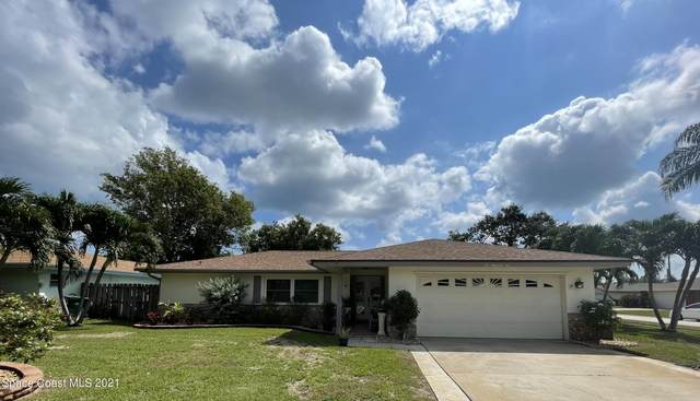 202 Harbour Drive W, Indian Harbour Beach, FL 32937 (MLS #914946) :: Blue Marlin Real Estate