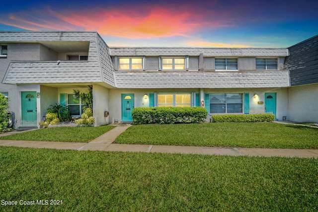 413 Blue Jay Lane, Satellite Beach, FL 32937 (MLS #914997) :: Keller Williams Realty Brevard