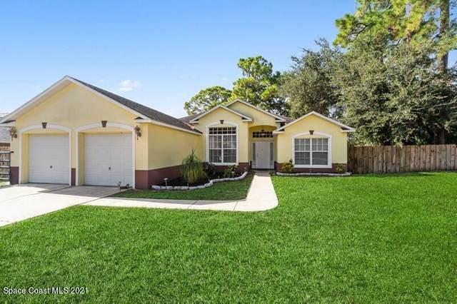 475 Oleander Place, Titusville, FL 32780 (MLS #915012) :: Keller Williams Realty Brevard