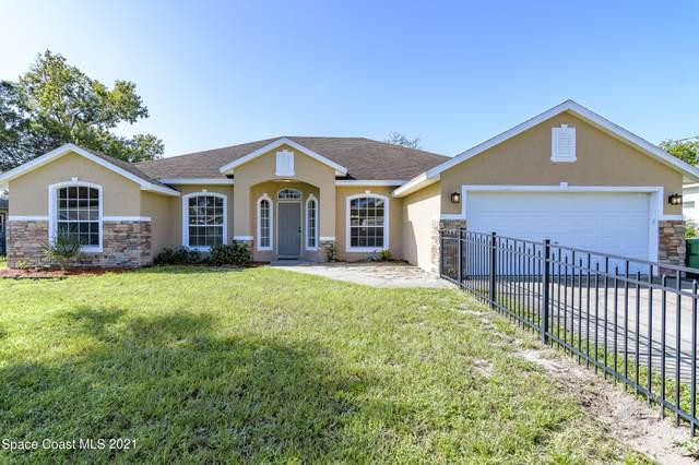 4435 Flood Street, Cocoa, FL 32927 (MLS #915103) :: Blue Marlin Real Estate