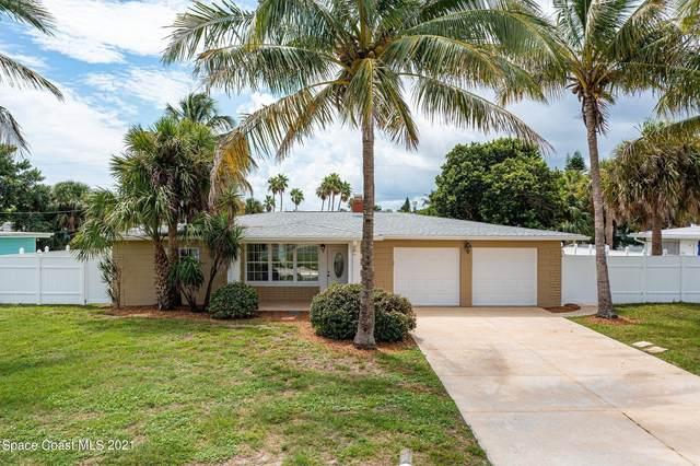 117 E Alachua Lane, Cocoa Beach, FL 32931 (MLS #915142) :: Keller Williams Realty Brevard