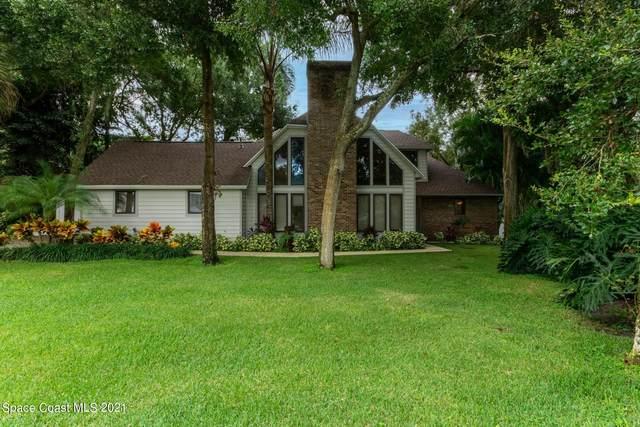 52 River Ridge Drive, Rockledge, FL 32955 (MLS #915195) :: Keller Williams Realty Brevard