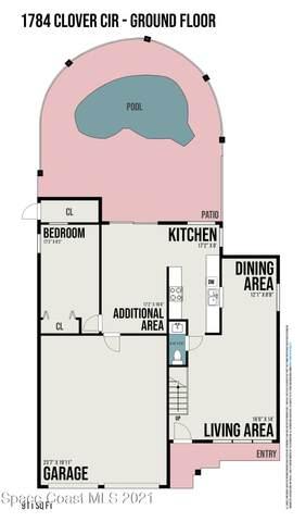 1784 Clover Circle, Melbourne, FL 32935 (MLS #915259) :: Blue Marlin Real Estate