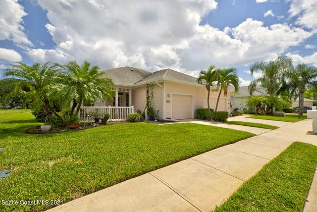 1058 Eleuthera Drive NE, Palm Bay, FL 32905 (MLS #915390) :: Blue Marlin Real Estate