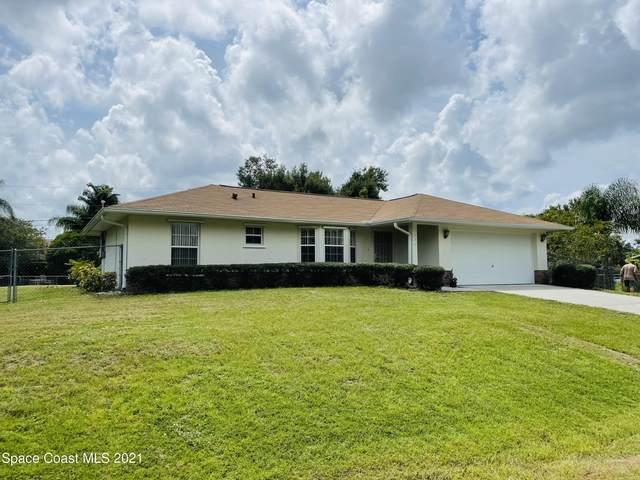 540 Sherman Street SE, Palm Bay, FL 32909 (MLS #915418) :: Blue Marlin Real Estate