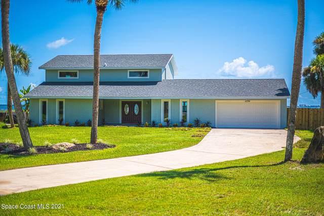 4250 S Tropical Trail, Merritt Island, FL 32952 (MLS #915459) :: Blue Marlin Real Estate