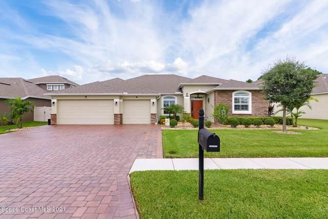 571 Stonebriar Drive SE, Palm Bay, FL 32909 (MLS #915499) :: Keller Williams Realty Brevard