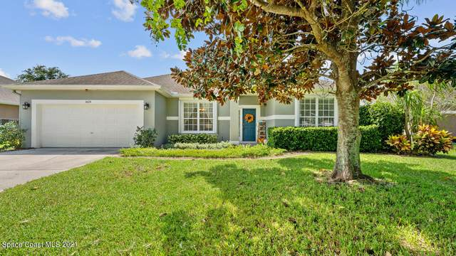 1025 Cady Circle, Titusville, FL 32780 (MLS #915597) :: Blue Marlin Real Estate