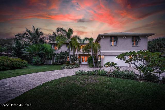 7 Shore View Circle, Indialantic, FL 32903 (MLS #915612) :: Engel & Voelkers Melbourne Central