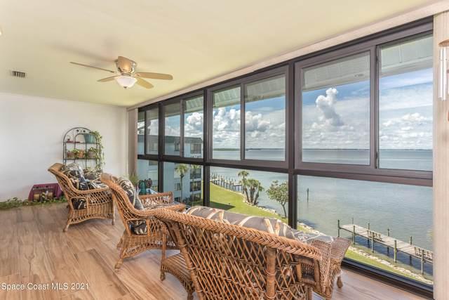 3799 S Banana River Boulevard #1027, Cocoa Beach, FL 32931 (MLS #915667) :: Blue Marlin Real Estate
