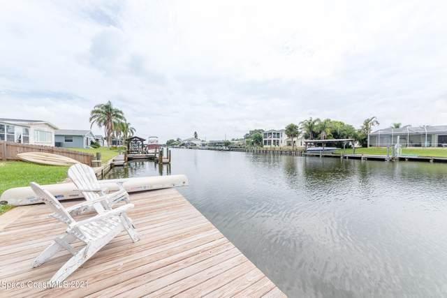 260 Jacala Drive, Merritt Island, FL 32953 (MLS #915683) :: Vacasa Real Estate