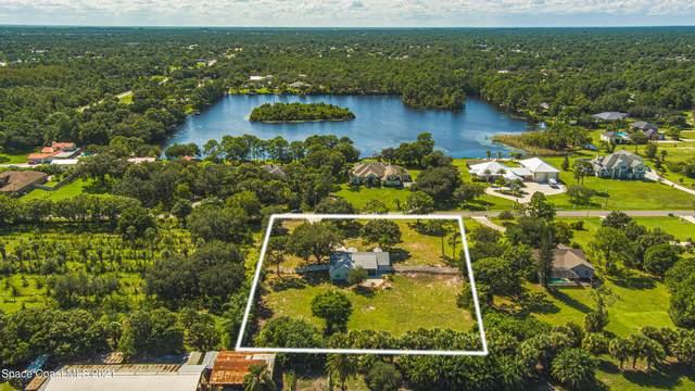 3925 Lakeside Lane, Palm Bay, FL 32909 (MLS #915695) :: Engel & Voelkers Melbourne Central