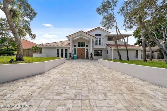 505 Sanderling Drive, Indialantic, FL 32903 (MLS #915799) :: Blue Marlin Real Estate