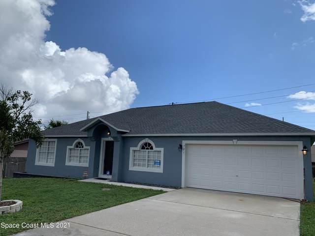 721 Amor Drive, Cocoa, FL 32927 (MLS #915802) :: Vacasa Real Estate