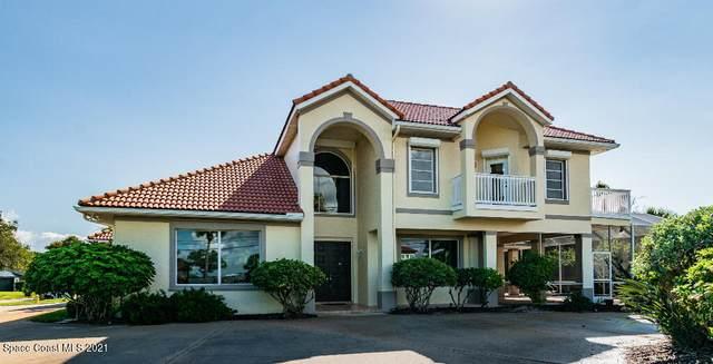 3101 N Riverside Drive, Indialantic, FL 32903 (MLS #915871) :: Engel & Voelkers Melbourne Central