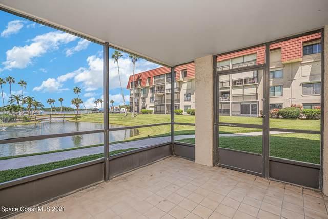 760 S Brevard Avenue #121, Cocoa Beach, FL 32931 (MLS #915973) :: Engel & Voelkers Melbourne Central