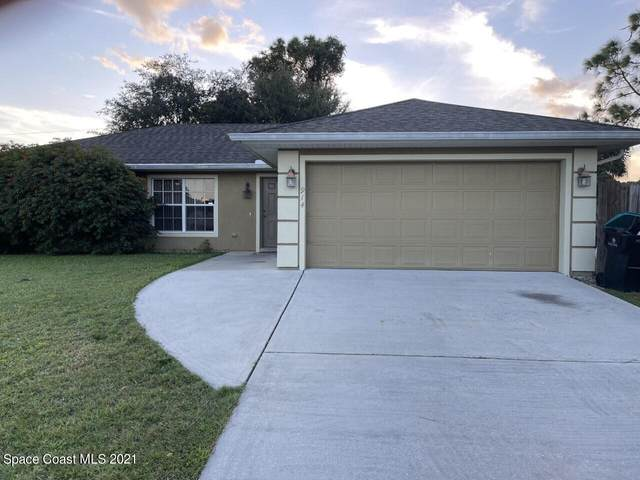 914 Caligula Avenue SE, Palm Bay, FL 32909 (MLS #916128) :: Keller Williams Realty Brevard