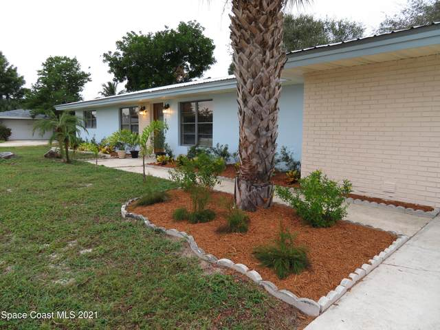 530 S Sonora Circle, Indialantic, FL 32903 (MLS #916164) :: Premium Properties Real Estate Services