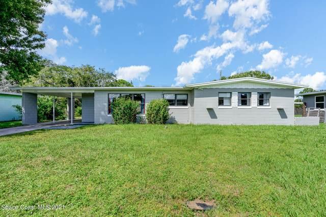 1208 Myrtle Lane, Cocoa, FL 32922 (MLS #916177) :: Keller Williams Realty Brevard