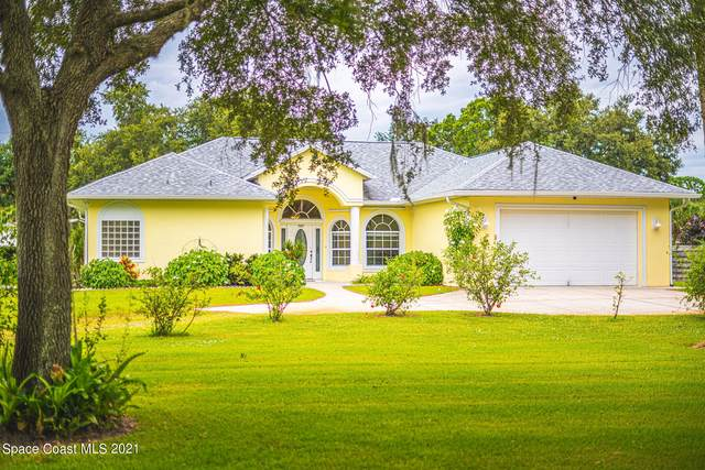 5415 Cangro Street, Cocoa, FL 32926 (MLS #916186) :: Keller Williams Realty Brevard