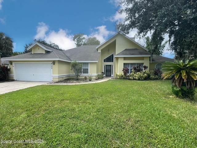 4150 Hemlock Lane, Titusville, FL 32780 (MLS #916244) :: Armel Real Estate