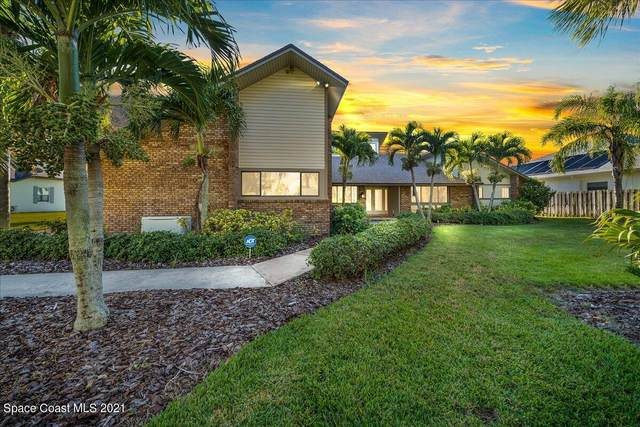 725 Lakewood Circle, Merritt Island, FL 32952 (MLS #916259) :: Keller Williams Realty Brevard