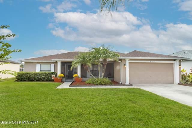 1474 Knoll Ridge Drive, Melbourne, FL 32940 (MLS #916377) :: Premium Properties Real Estate Services