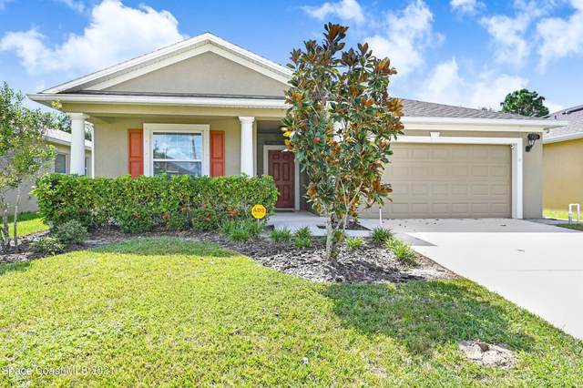 5651 Talbot Boulevard, Cocoa, FL 32926 (MLS #916387) :: Keller Williams Realty Brevard