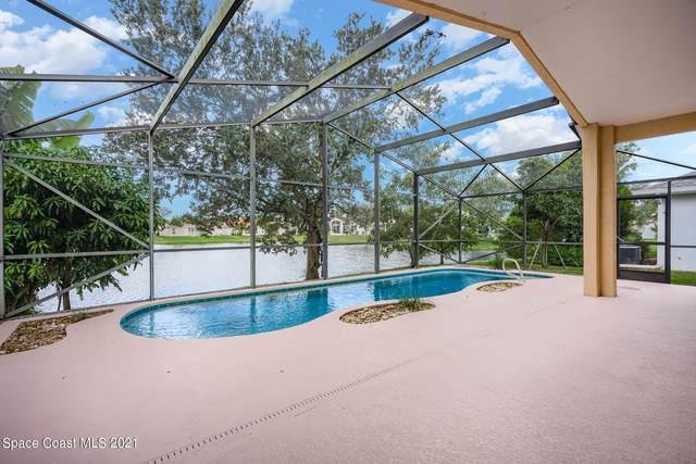 1105 Sedgewood Circle, West Melbourne, FL 32904 (MLS #916425) :: Keller Williams Realty Brevard