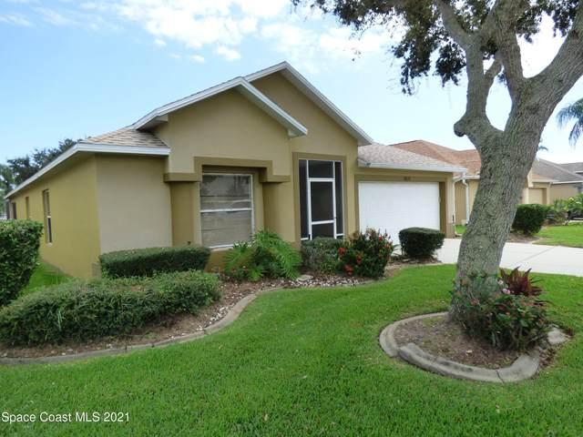 3837 Sunflower Court, Merritt Island, FL 32953 (MLS #916505) :: Armel Real Estate