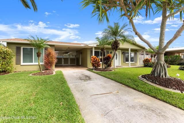 2416 Lakeview Drive, Melbourne, FL 32935 (MLS #916615) :: Armel Real Estate