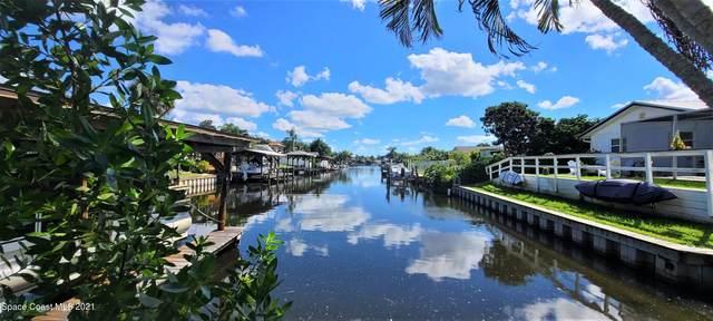 107 Via Havarre, Merritt Island, FL 32953 (MLS #916727) :: Keller Williams Realty Brevard