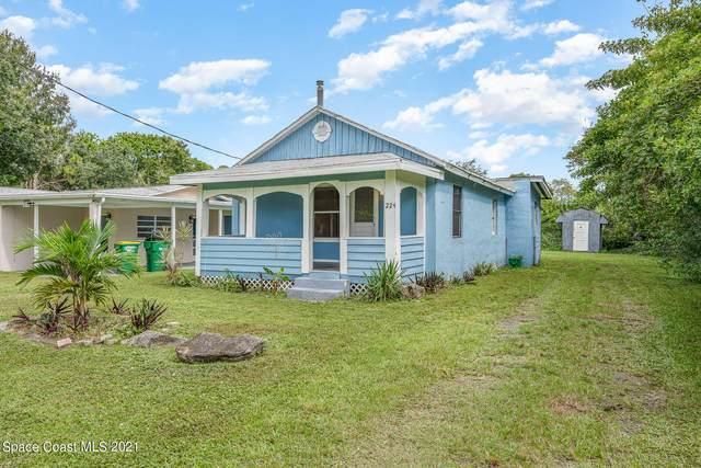 224 Lime Street, Cocoa, FL 32926 (MLS #916783) :: Keller Williams Realty Brevard