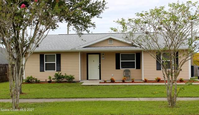 2330 Barna Avenue, Titusville, FL 32780 (MLS #916788) :: Keller Williams Realty Brevard