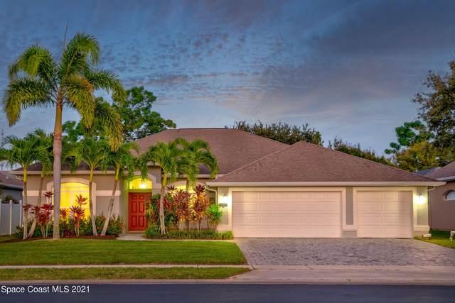1231 Tamango Drive, West Melbourne, FL 32904 (MLS #916840) :: Blue Marlin Real Estate