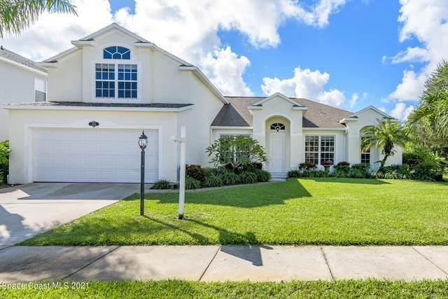4144 Fenrose Circle, Melbourne, FL 32940 (MLS #916849) :: Dalton Wade Real Estate Group