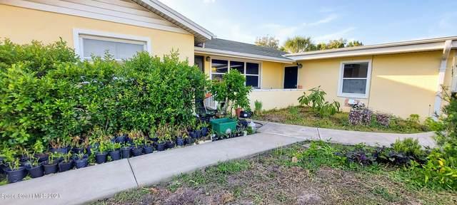 775 Montego Bay Drive S, Merritt Island, FL 32953 (MLS #916916) :: Premium Properties Real Estate Services