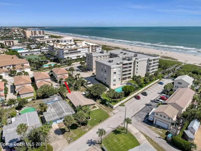 418 Lincoln Avenue, Cape Canaveral, FL 32920 (MLS #917013) :: Engel & Voelkers Melbourne Central